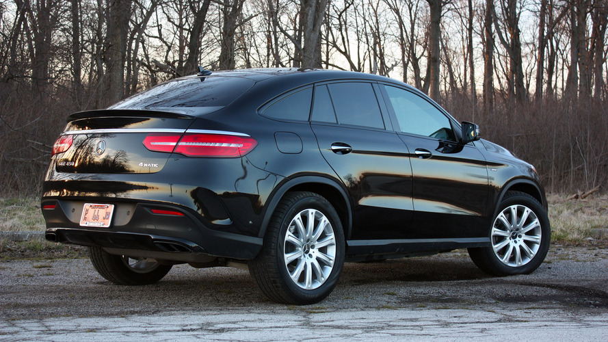2016 Mercedes-Benz GLE450 AMG Coupe: Review