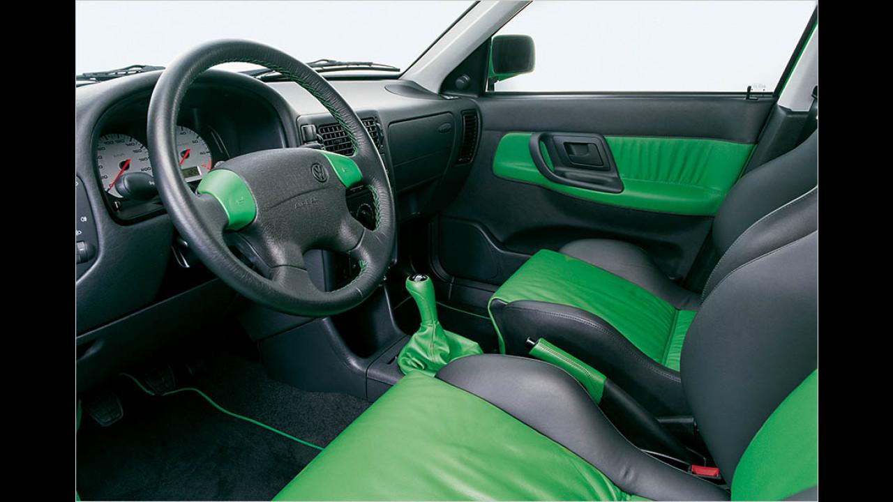 VW Polo Colour Concept