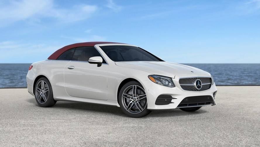 Most expensive 2018 mercedes benz e400 cabriolet costs 96 395 for How much a mercedes benz cost