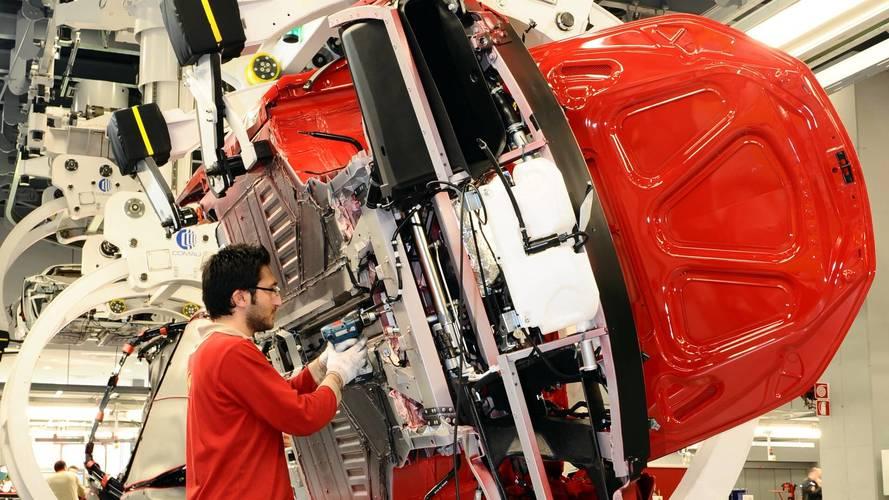 Ferrari tamamen elektrikli bir süper otomobil geliştirecek