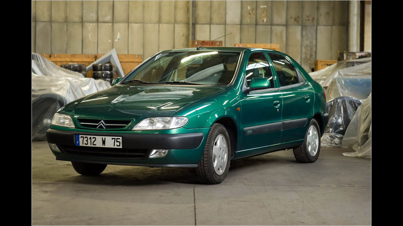 1998 Citroën Xsara Berline 2.0 Dynalto