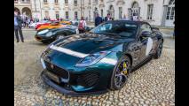 Cars and Coffee, il raduno di Torino - Parco Valentino 2016