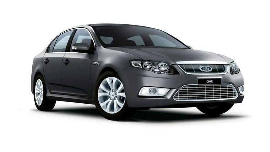 FG Ford Falcon may evolve into Global RWD platform (AU)