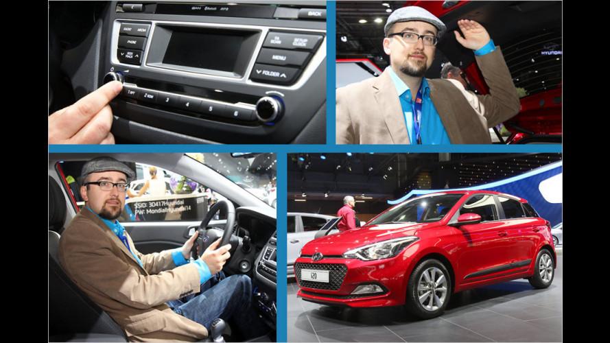 Hyundai i20 im Erstcheck