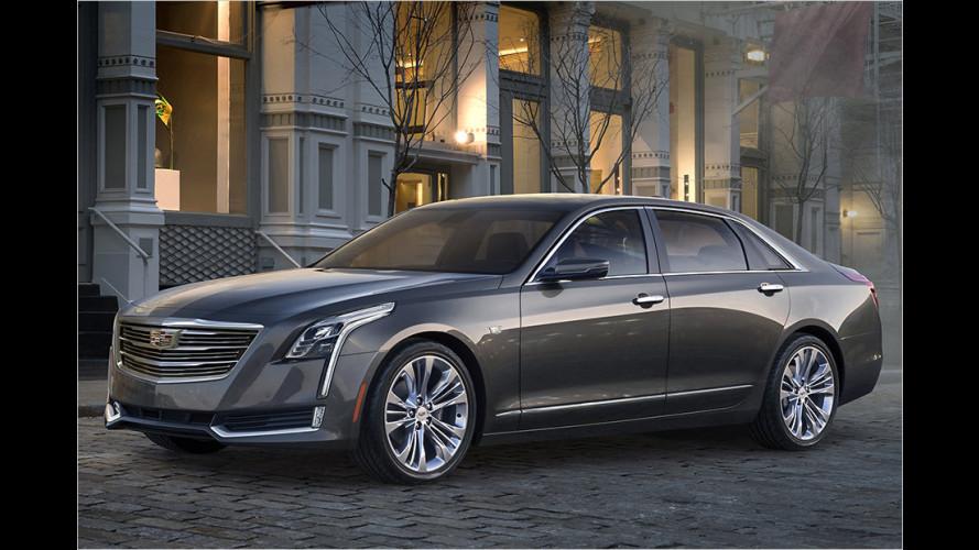 Cadillac: Der neue Luxus-Liner
