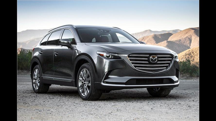 Mazdas neues US-Full-Size-SUV