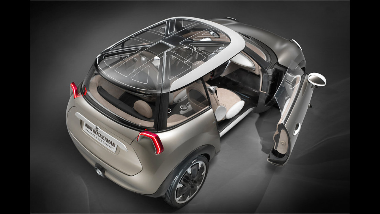 2011: Mini Rocketman Concept