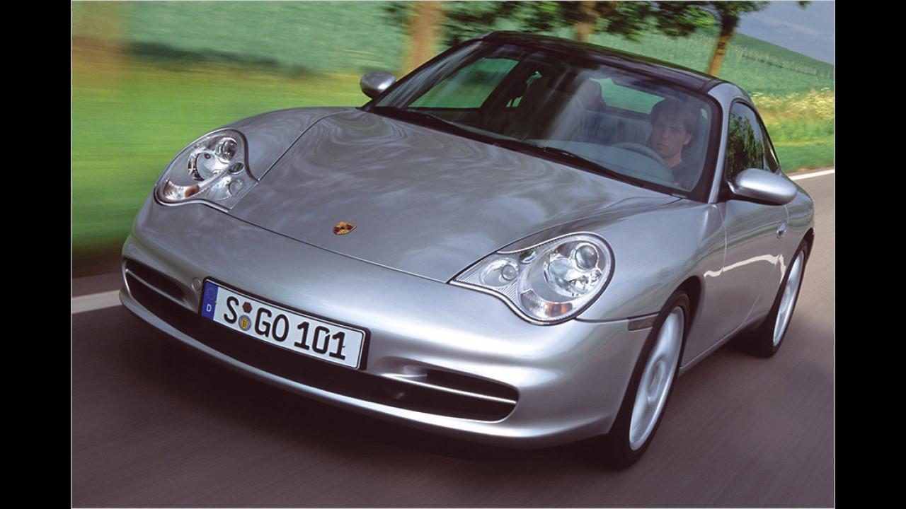 Targa: 2001 - 2005