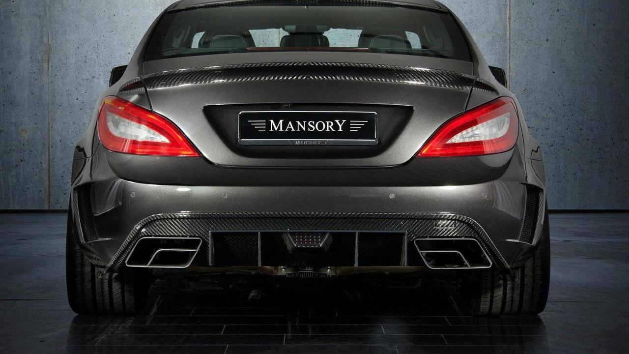Mansory Mercedes-Benz CLS 63 AMG 12.03.2012
