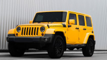 Jeep Wrangler Sahara Expedition Vehicle by Kahn Design