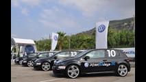 Volkswagen Powerdays sotto il Vesuvio