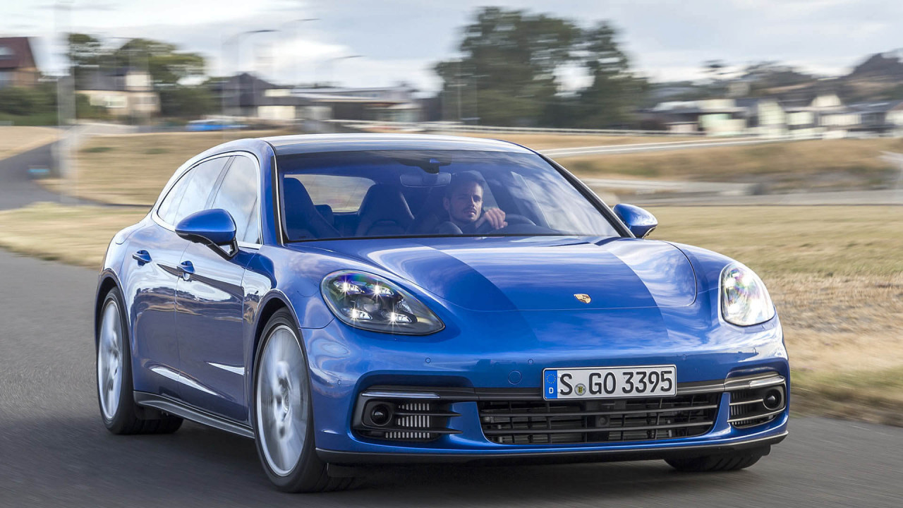 MSB: Porsche Panamera, Porsche 911 etc.