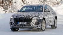 Audi SQ8 casus fotoğraf