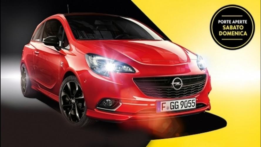 Super Rottamazione Opel, fino a 6.000 euro di sconto