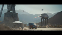 Nissan X-Trail e Star Wars: Rogue One 007