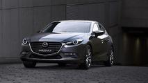 La Mazda 3 restylée