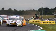 Crash Hunter Abbott, Power Maxed Racing