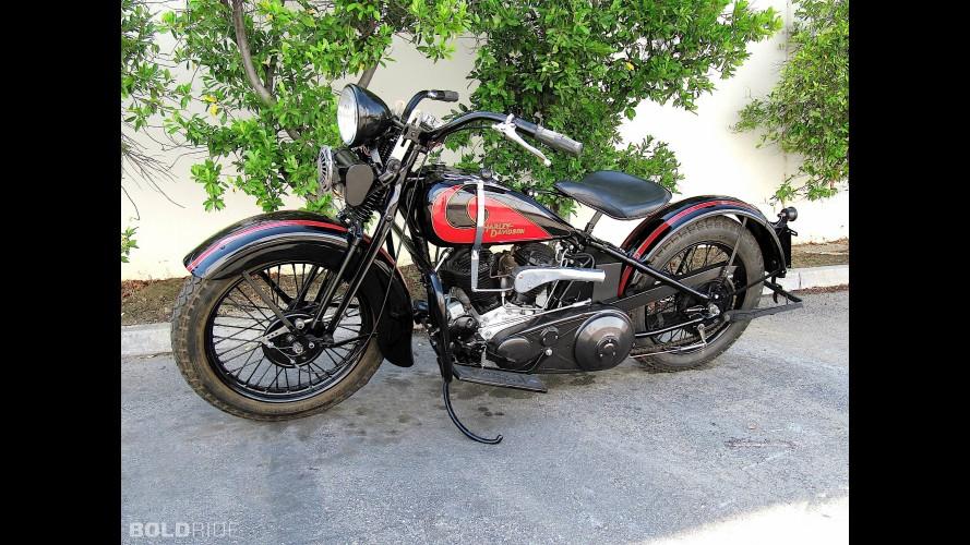 Harley-Davidson VL Steve McQueen
