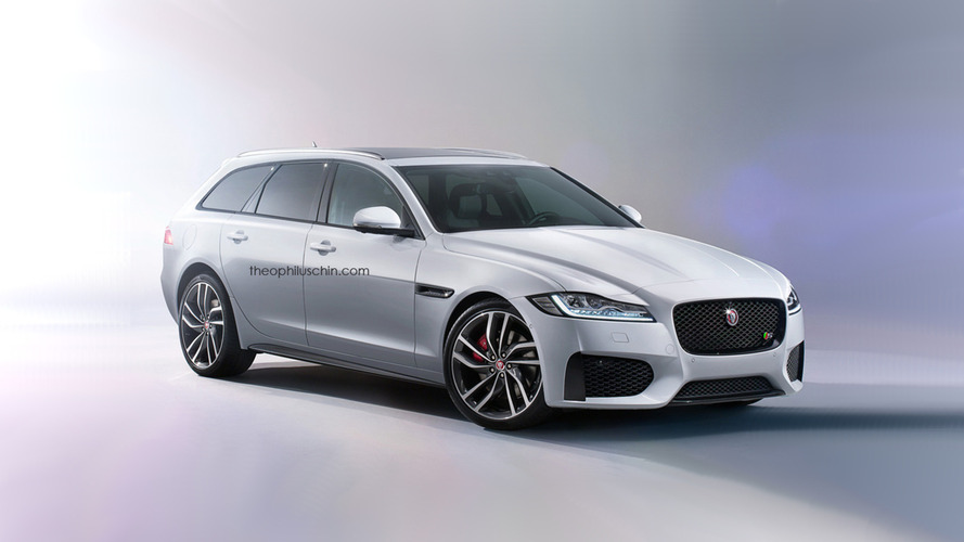 Jaguar confirms XF Sportbrake for 2017