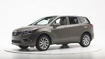 2016 Buick Envision Crash Test
