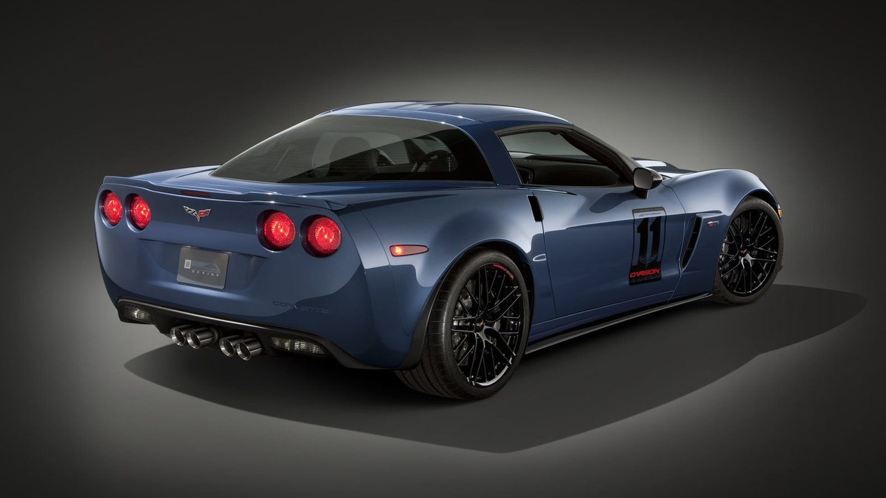 2011 Corvette Z06 Carbon Limited Edition 24.03.2010