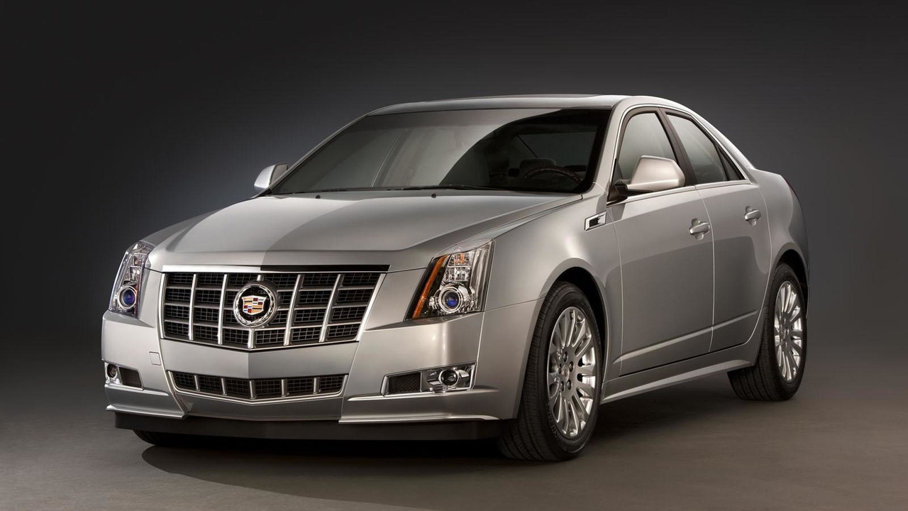 2012 Cadillac CTS - 19.4.2011