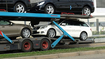 2010 Mercedes-Benz C-Class Facelift First Spy Photos