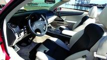 Lexus IS 350C by VIP Auto Salon and Jtuned.com - SEMA 2009