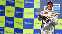 Vitaly Petrov, Barwa Campos Team - GP2 Championship 2009, Valencia, Saturday Podium, 22.08.2009 Valencia, Spain