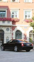 Maserati Quattroporte S by Novitec Tridente 21.07.2010