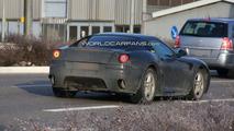 Ferrari Dino mule spy photos re-emerge?