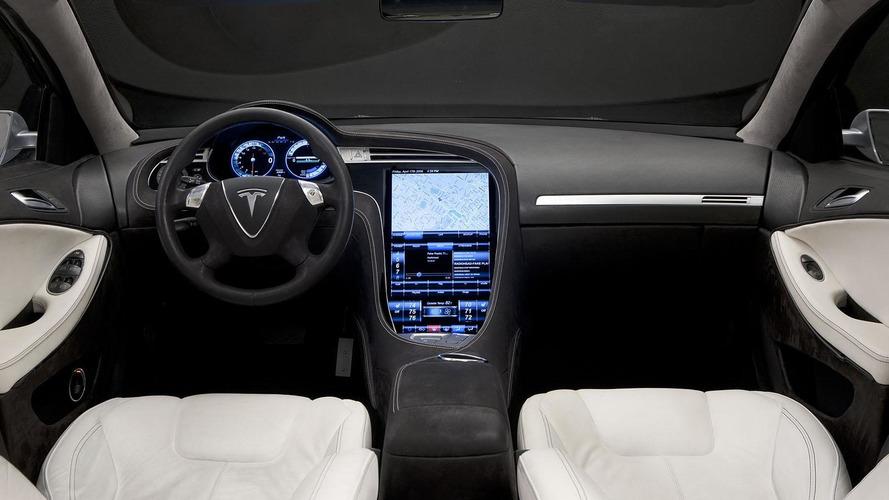 First Tesla Model S delivered [video]