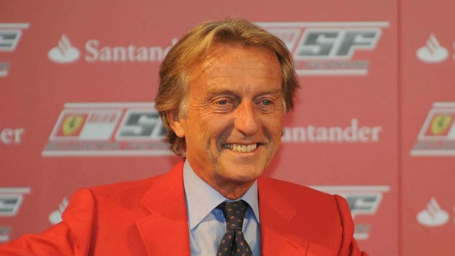 Ferrari confirms five-year Santander deal