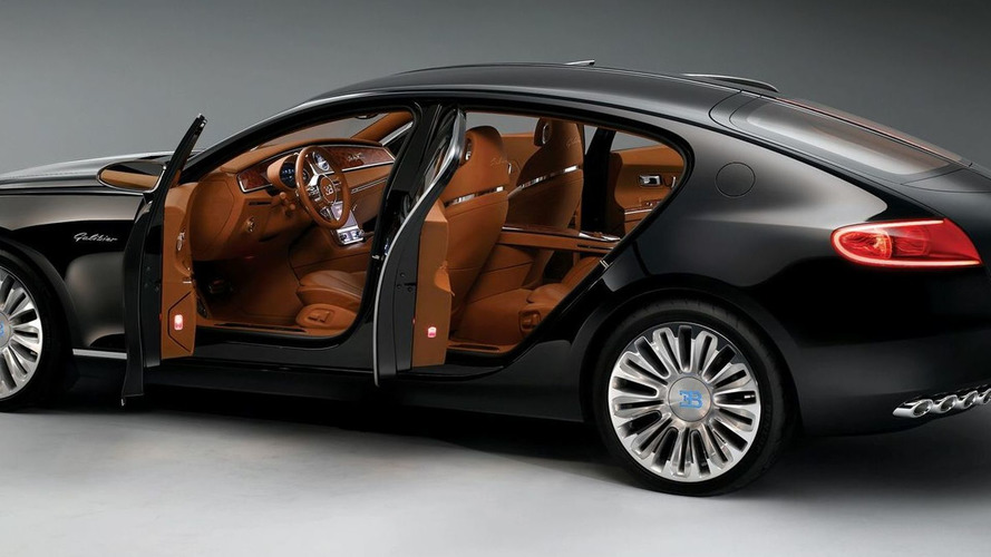 Bugatti says Veyron successor will have higher top speed; SUV and sedan ruled out