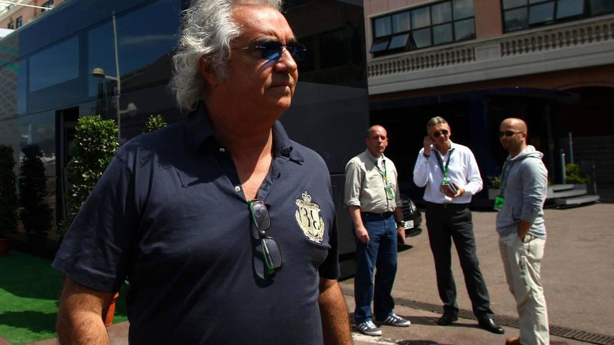 Briatore 'free' to be in Monaco paddock - Todt