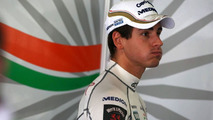 Adrian Sutil (GER), Force India F1 Team, Japanese Grand Prix, Saturday Practice, 3.10.2009 Suzuka, Japan