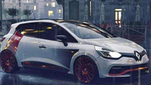 Renault Clio RS Trophy leaked image