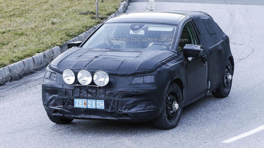 SEAT crossover mule spied for the first time