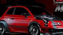 Fiat 500 by Road Race Motorsports