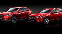 2015 Mazda6 and CX-5 (Euro-spec)
