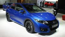 Honda Civic Sport (Euro-spec) at 2014 Paris Motor Show