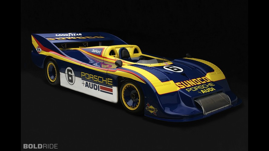 Porsche 917/30 Can Am Spyder