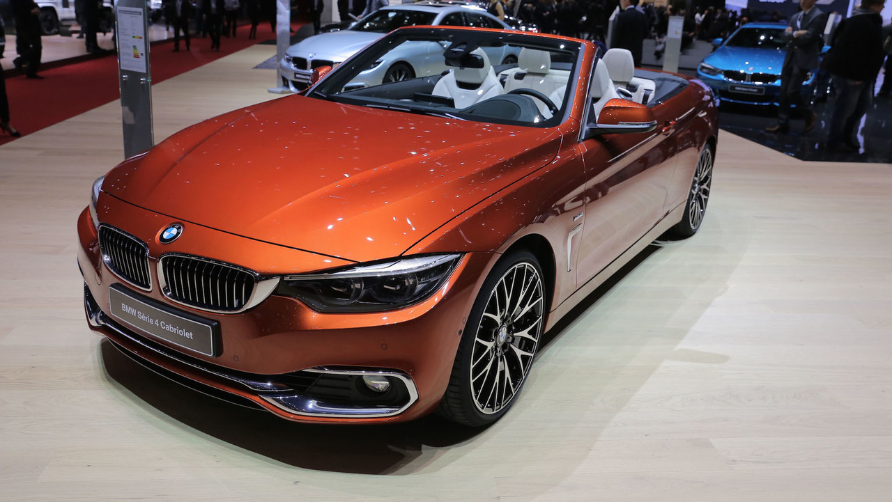 2017 bmw 4 series facelift arrives in geneva with discreet. Black Bedroom Furniture Sets. Home Design Ideas