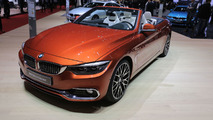 2017 BMW 4 Series Facelift Geneva