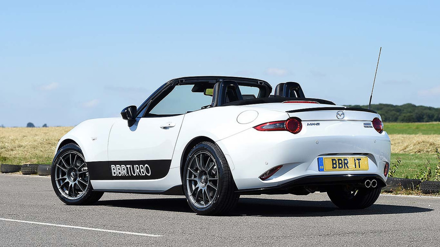 British tuner launches 248 HP Mazda MX-5 Turbo