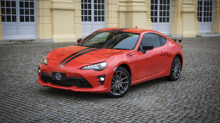 2018 Toyota 86 GT Coming To The U.S. With More Goodies
