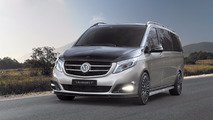 Mercedes V-Class by Mansory