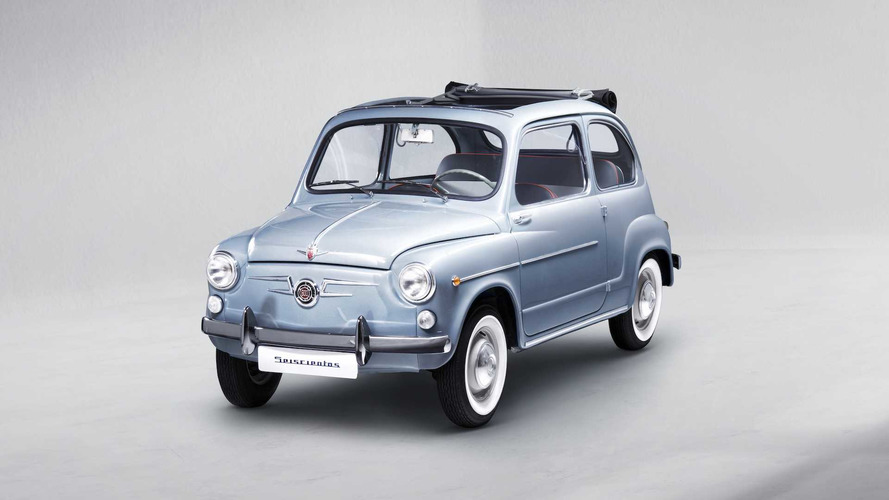 Descubre la restauración de este SEAT 600 de 1965