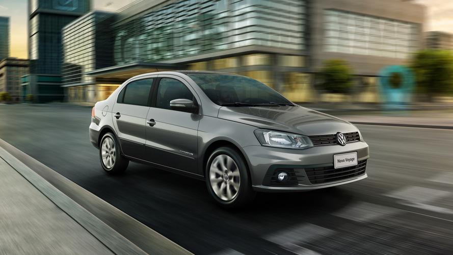 VW Voyage 1,5 milhão de unidades produzidas