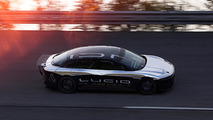 Lucid Air Alpha Speed